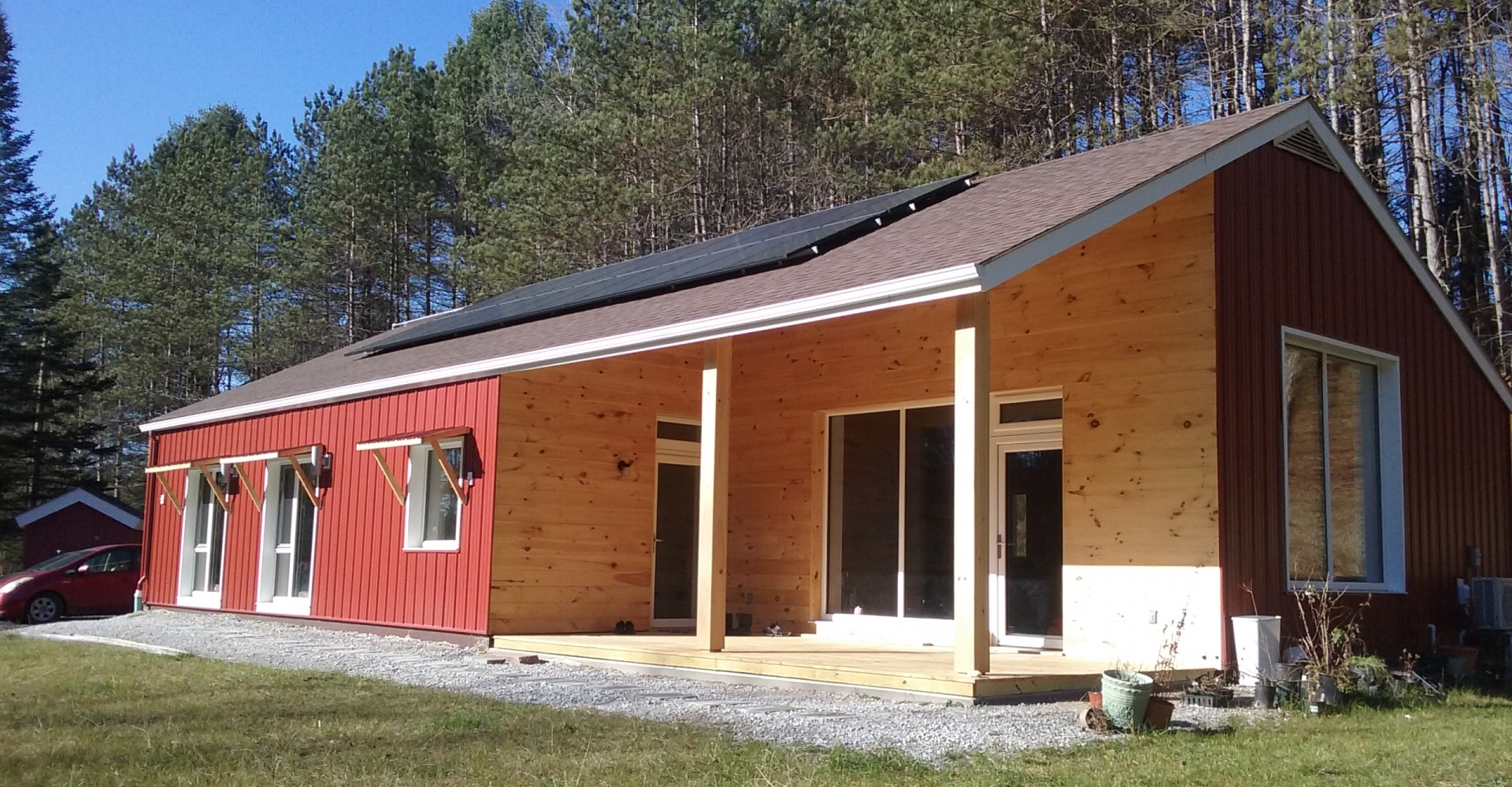 East Montpelier home built by Central Vermont Habitat for Humanity
