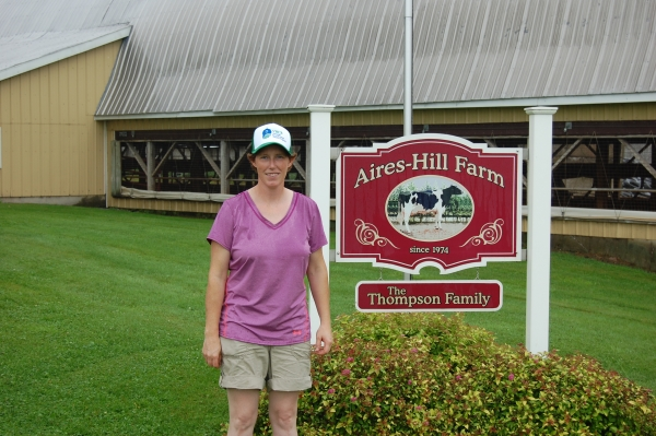 Karie Atherton, Aires Hill Farm
